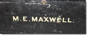 M E Maxwell