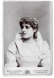 Mary Elizabeth Braddon, the actress